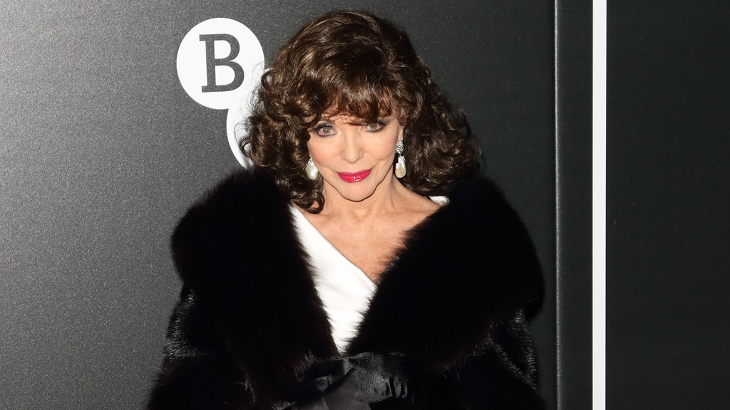 Joan Collins: Frauen, tragt mehr Make-up! (© Cover Media)