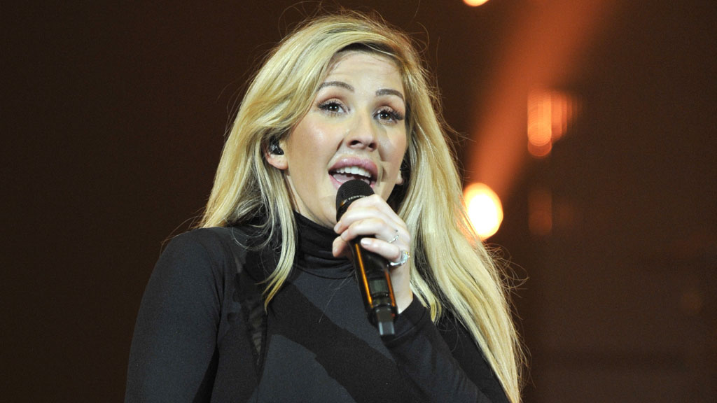 Ellie Goulding: Liebes-Comeback in Aussicht? (© Cover Media)
