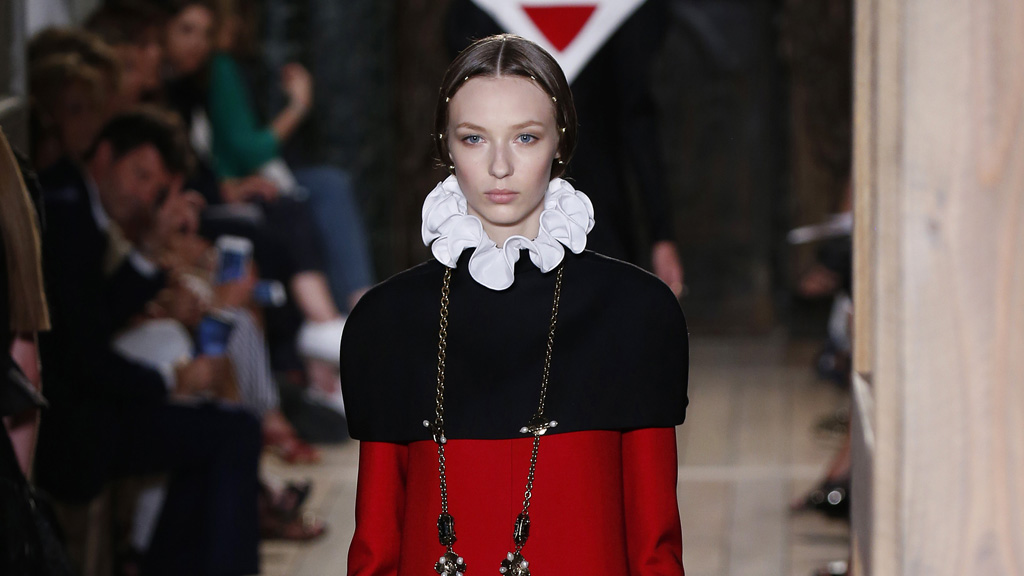 Valentino: Shakespeare als Inspiration (© Cover Media)